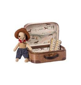 Cowboy et sa Valise, Souris Petit Frère