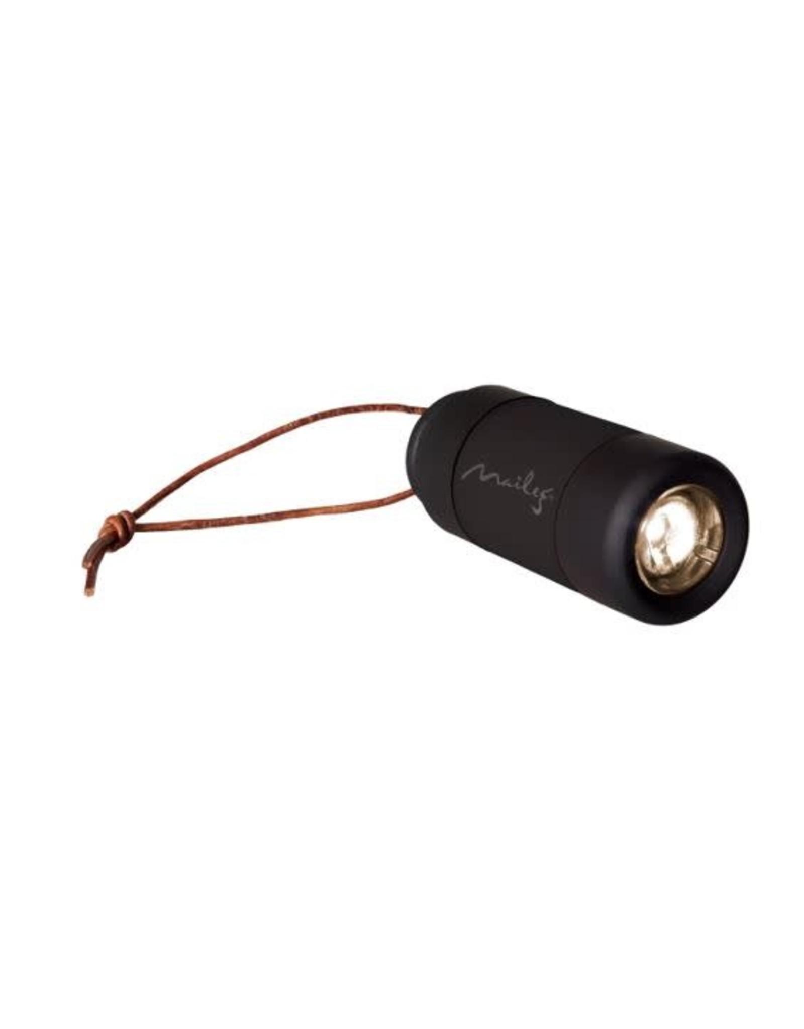 Mini Lampe de Poche - Noire