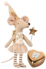 Big Sister Mouse - Tooth Fairy w/Metal Box
