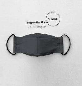 Augustin & Co Mask Junior - Grey
