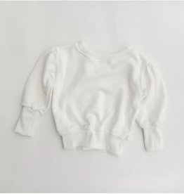 Kindly Pullover - White