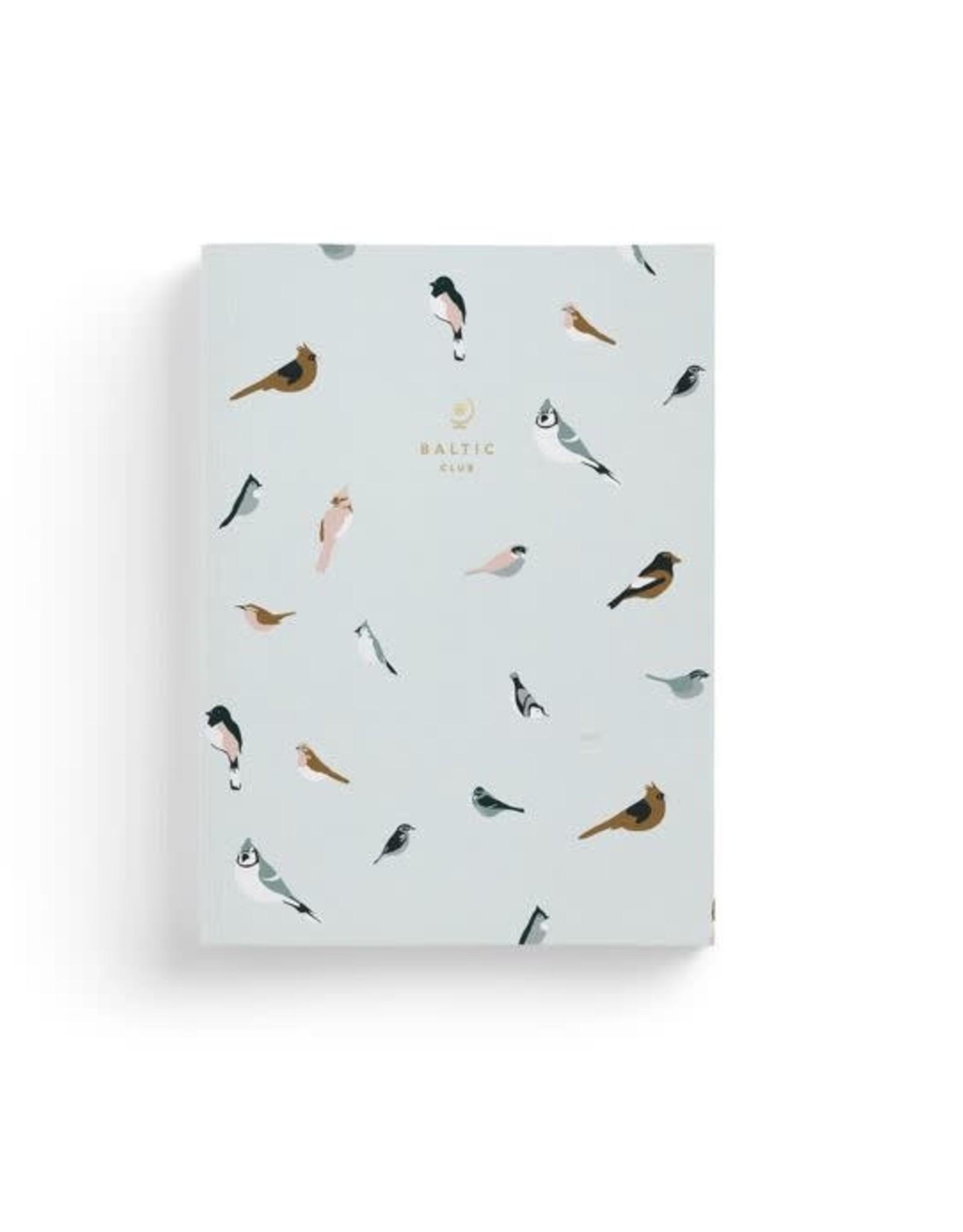 Baltic Club Notebook : Oiseaux / Birds