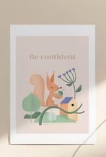 Akorana Affiche Be Confident