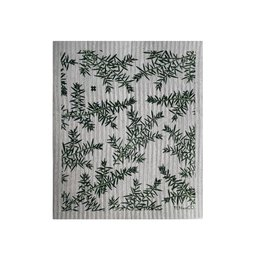 Sponge Cloth Juniper Greens - Grey