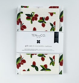 Gift Set - Cranberry