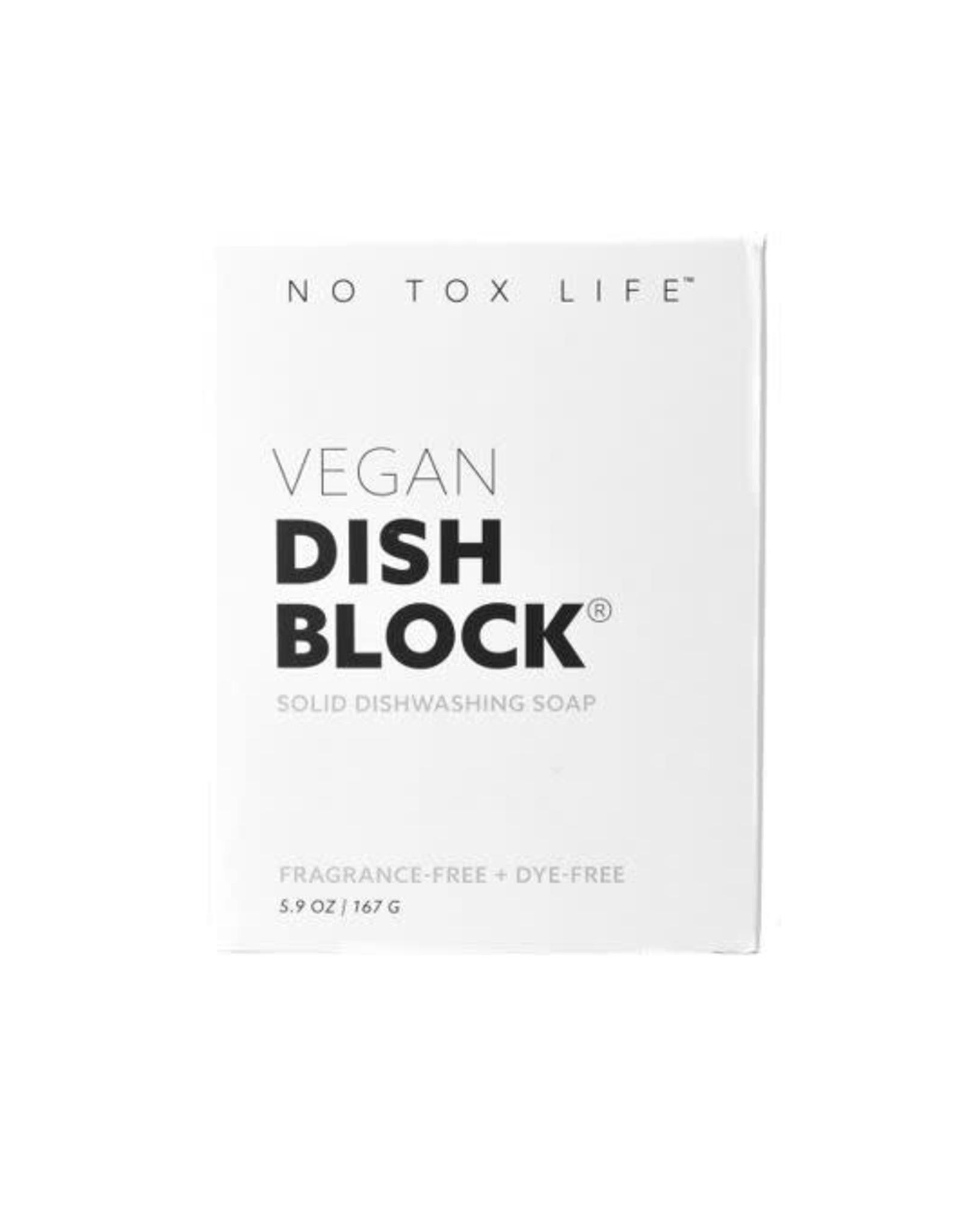 No Tox Life Dish Block -  5.9oz