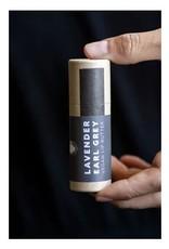 Beurre à lèvres - Lavendre Earl Grey