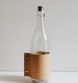Carafe d'eau avec Bande de Cuir - 32 oz