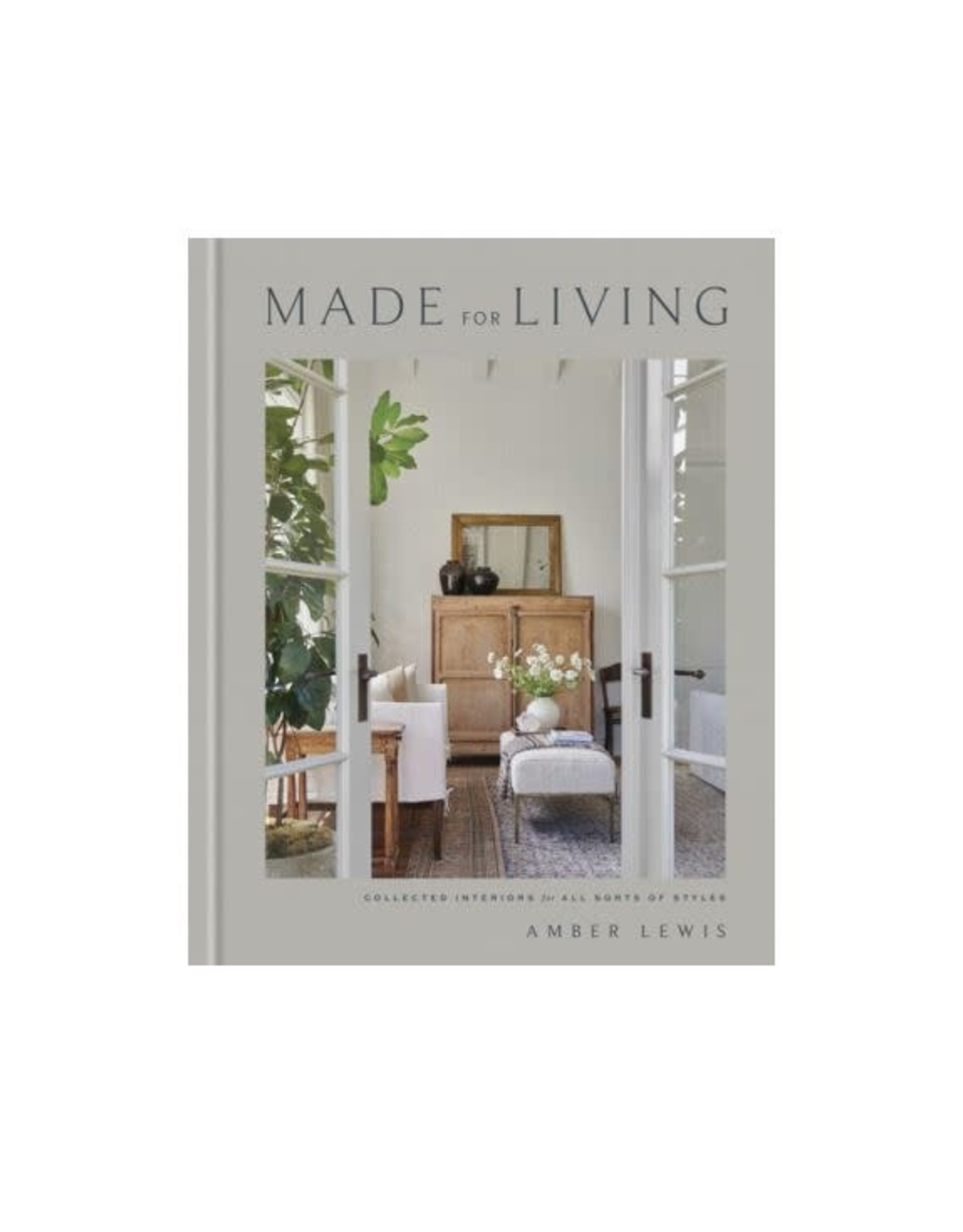 Made for Living by Amber Lewis - Version Anglaise