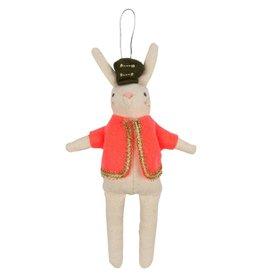 Meri Meri Tree Decoration - Rabbit soldier
