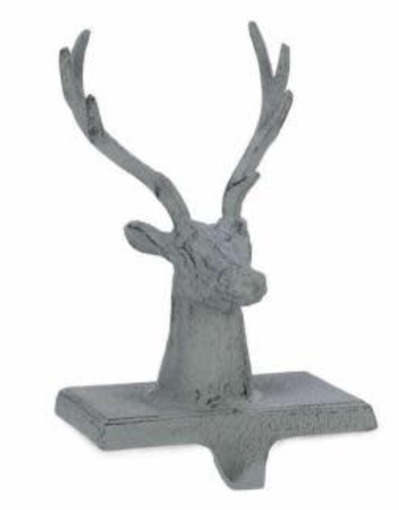 Deer Hook Metal Green