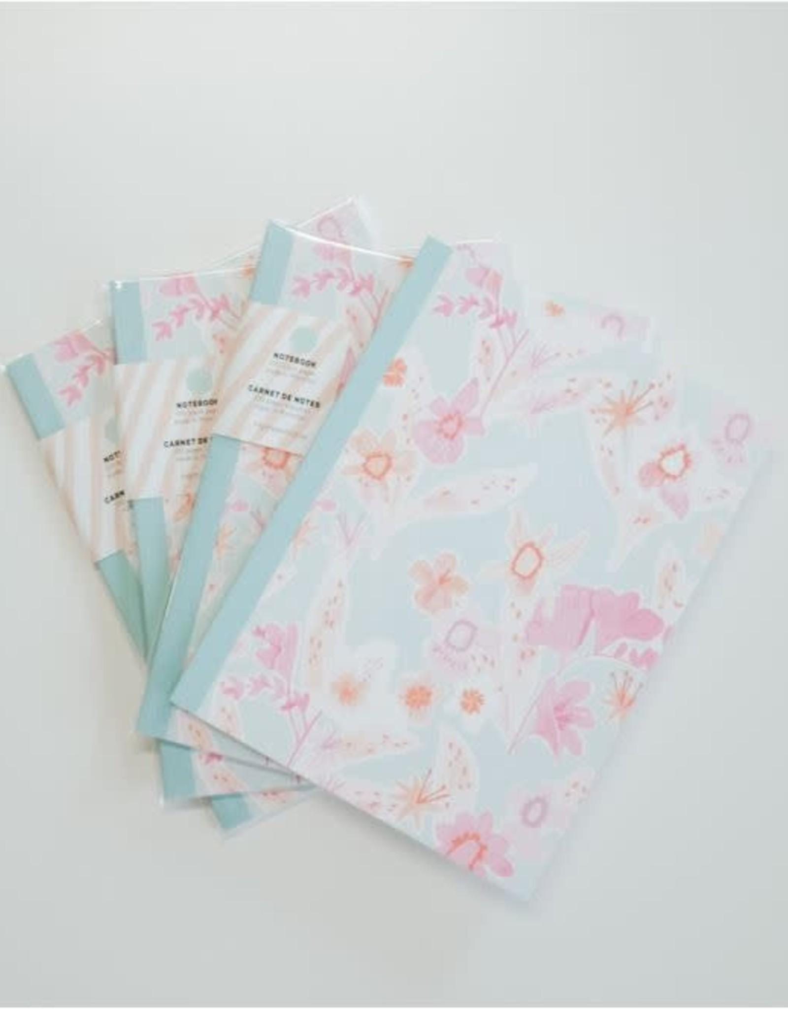Hey Maca Notebook - Orquidea