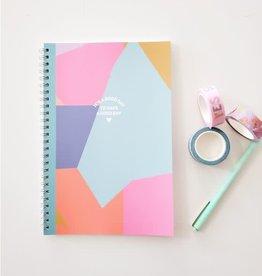 Hey Maca Notebook - Abstract