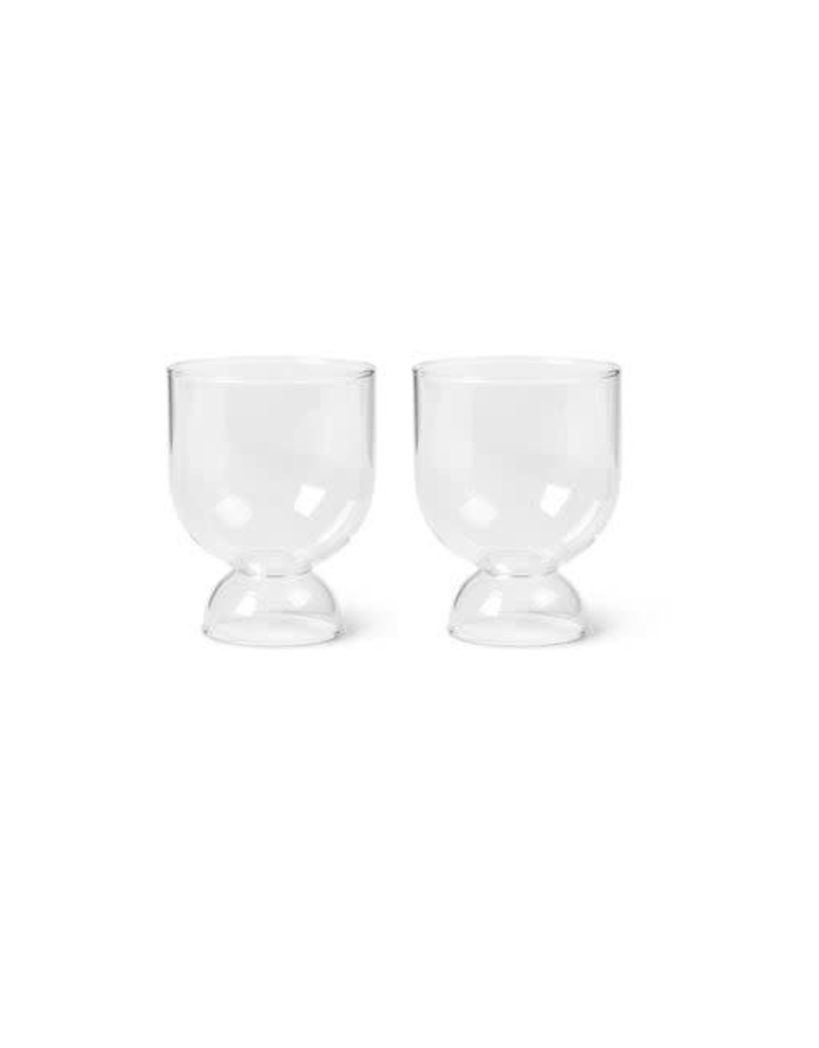 Ferm Living Verres Still - Ensemble de 2