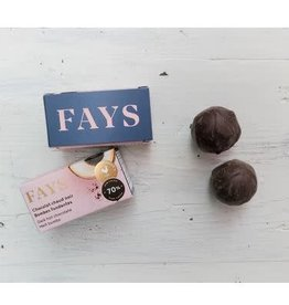 Fays Terroir Chocolaté Melting Bombs - Dark Chocolate