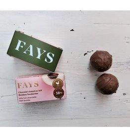 Fays Terroir Chocolaté Melting Bombs - Milk Chocolate