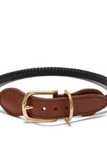 Knotty Adjustable Rope Collar - Black - Small