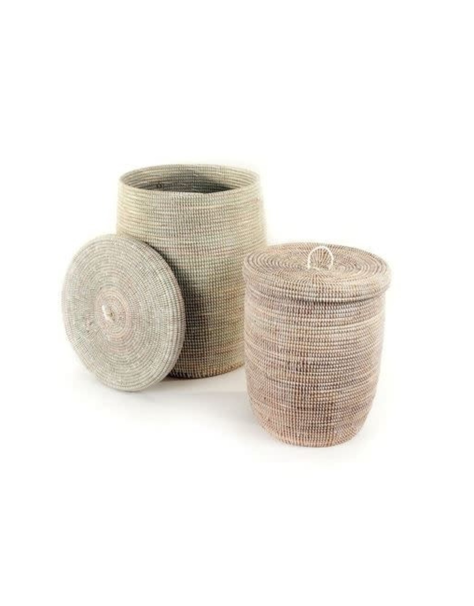 Storge Basket White Sand