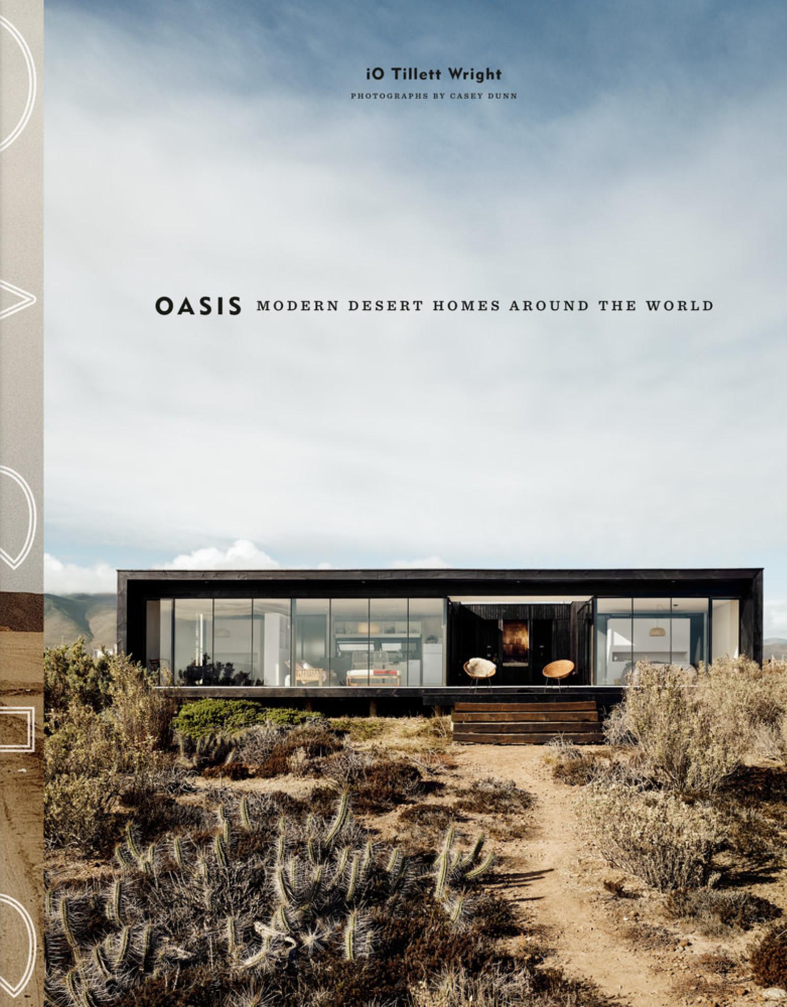 Oasis -Modern Desert Homes Around the World
