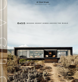 Oasis -Modern Desert Homes Around the World