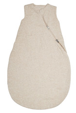 Loulou Lollipop Sleeping Bag 2.5 Tog in TENCEL - Heather Oatmeal