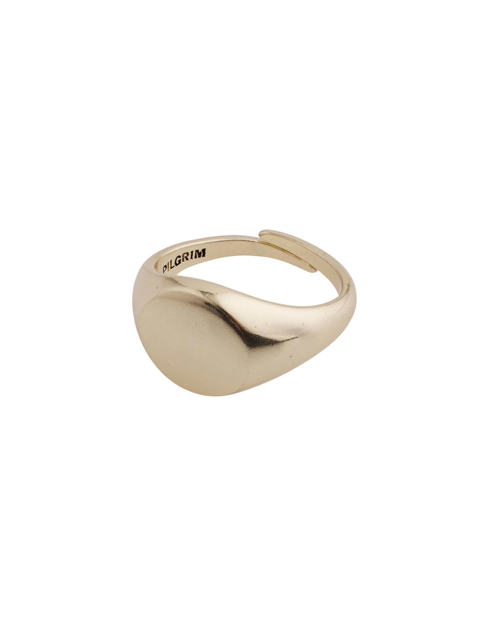 Pilgrim Sensitivity Ring - Gold Plated