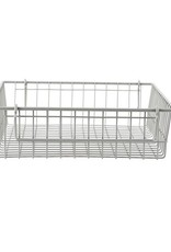 Monograph Grey Wire Tray