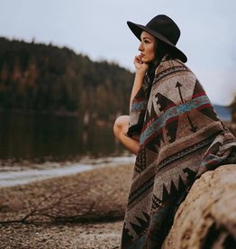 Modest Maverick Couverture Tofino - Rustic
