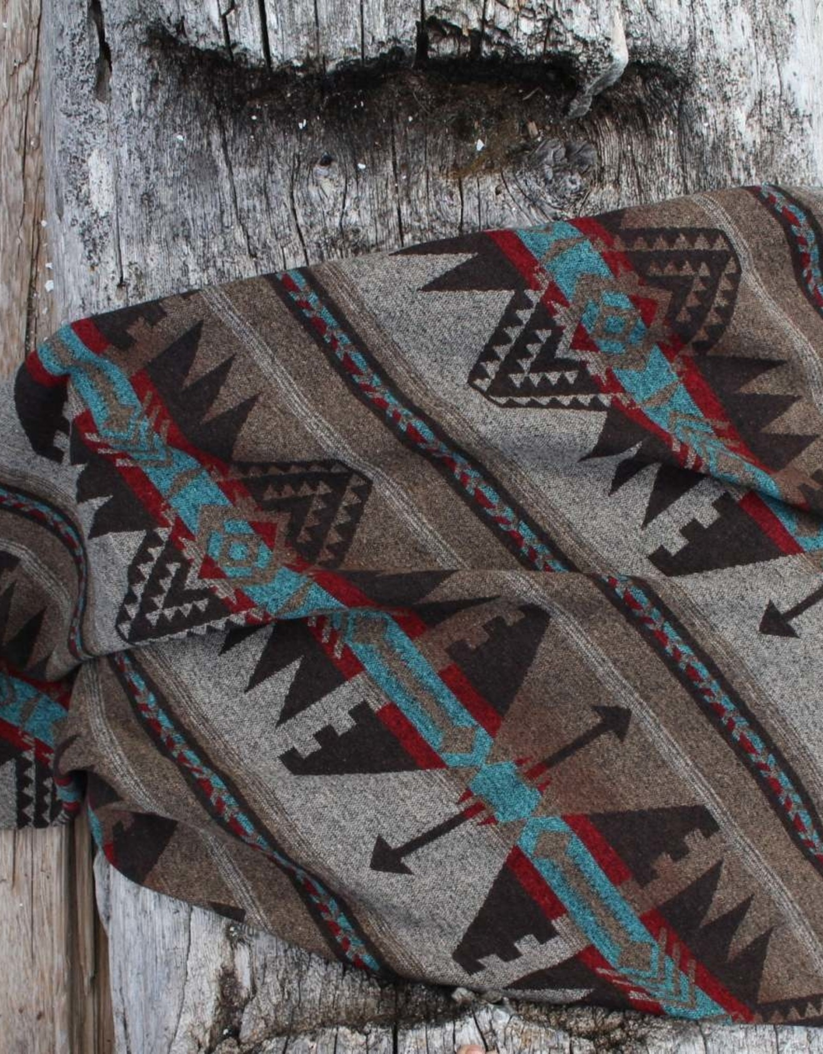 Modest Maverick Tofino Beach Blanket - Rustic