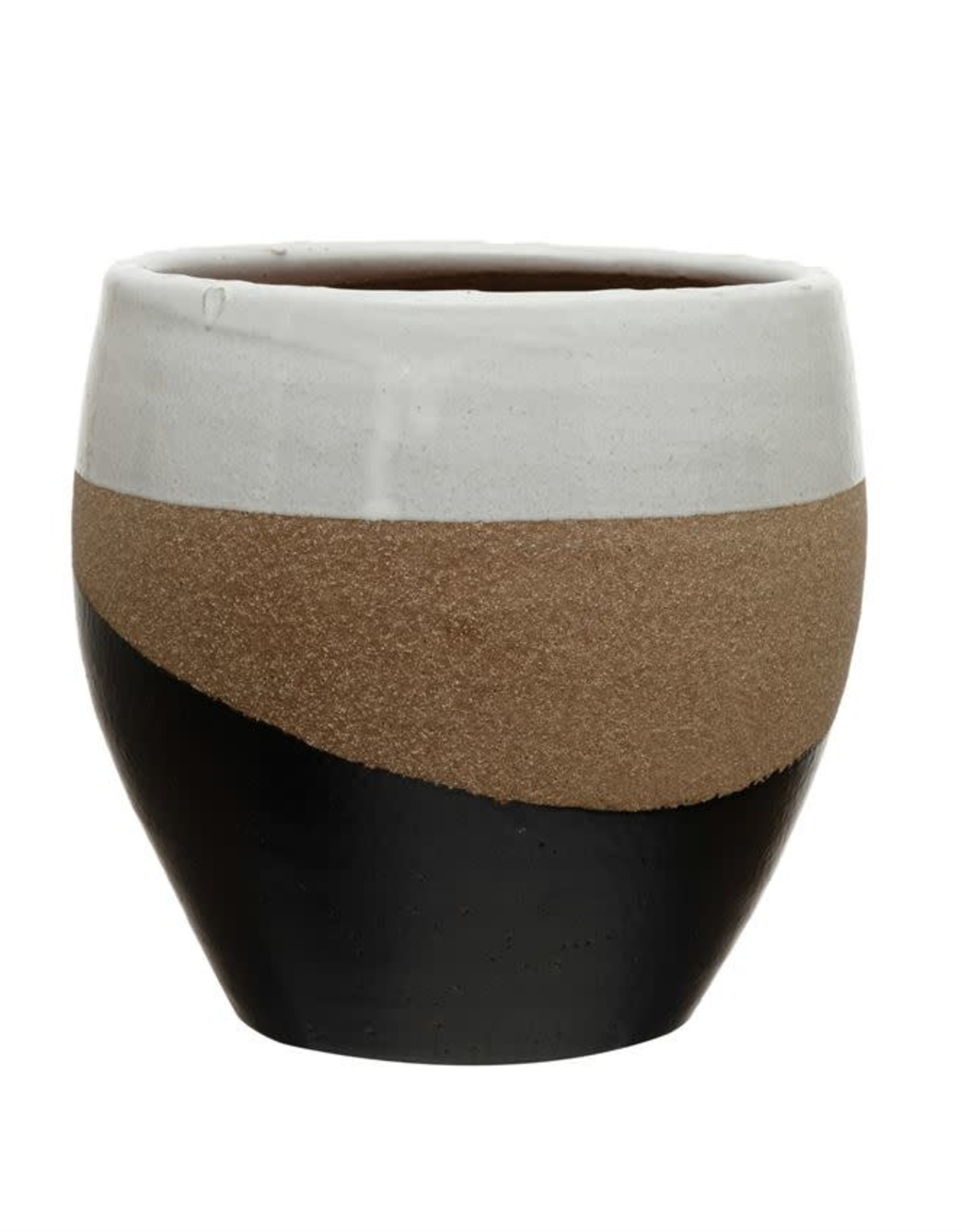 "Terracotta Planter - Multi Color (Holds 7"" Pot)"