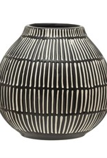 Vase avec Relief