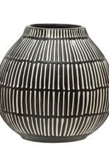 Vase Debossed