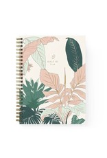Baltic Club Florida Spiral Notebook - Lined Pages