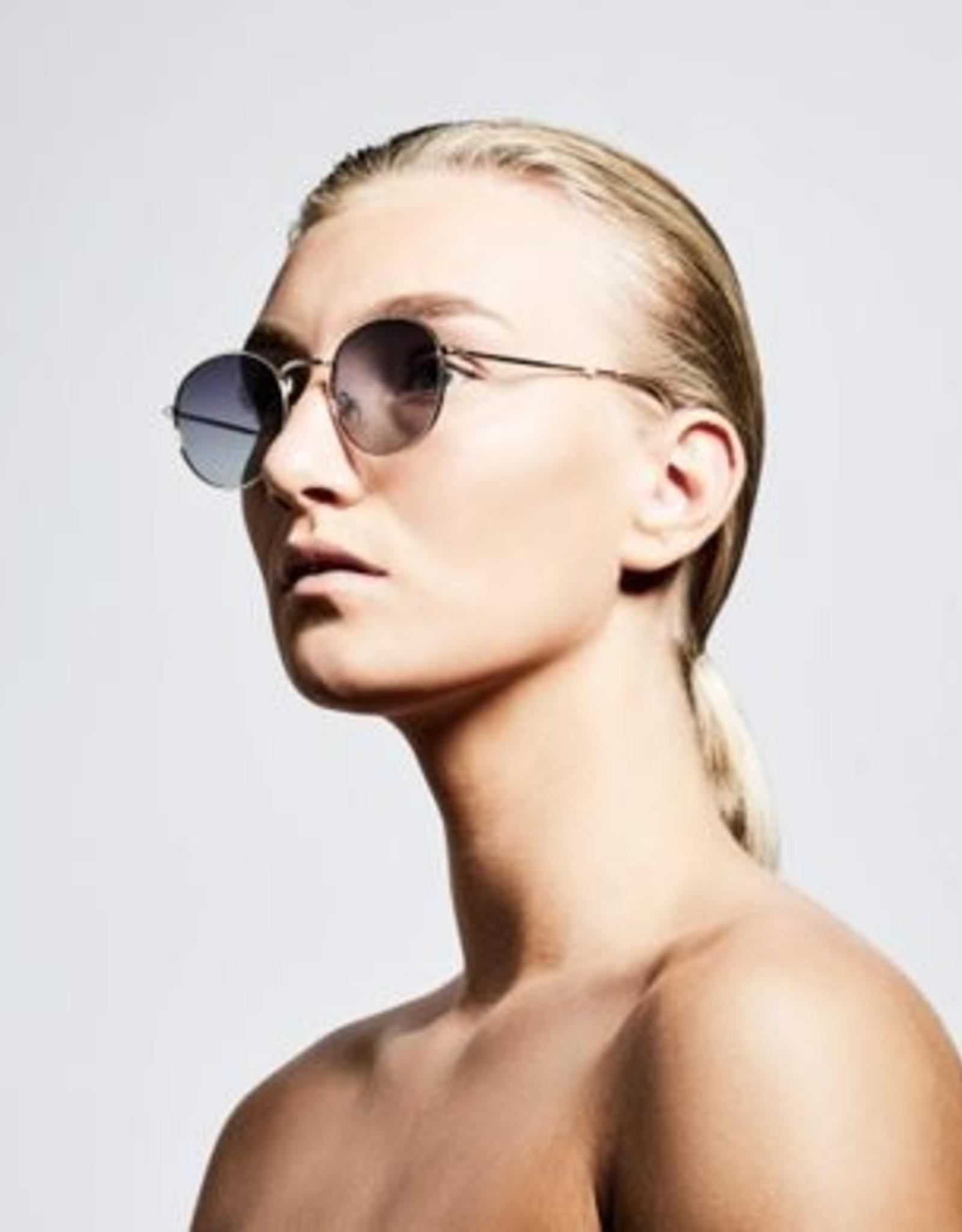 Pilgrim Sunglasses Pine - Plaqué Or