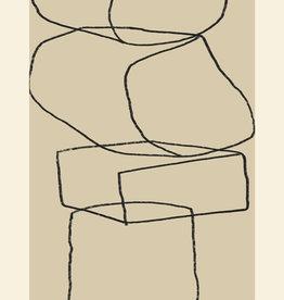 The Poster Club Stacks Print - By Garni - 50x 70 cm