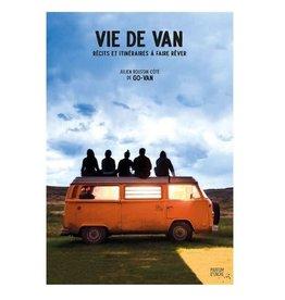 Groupe d'Édition Courte Echelle Vie de Van  de Julien Roussin-Côté
