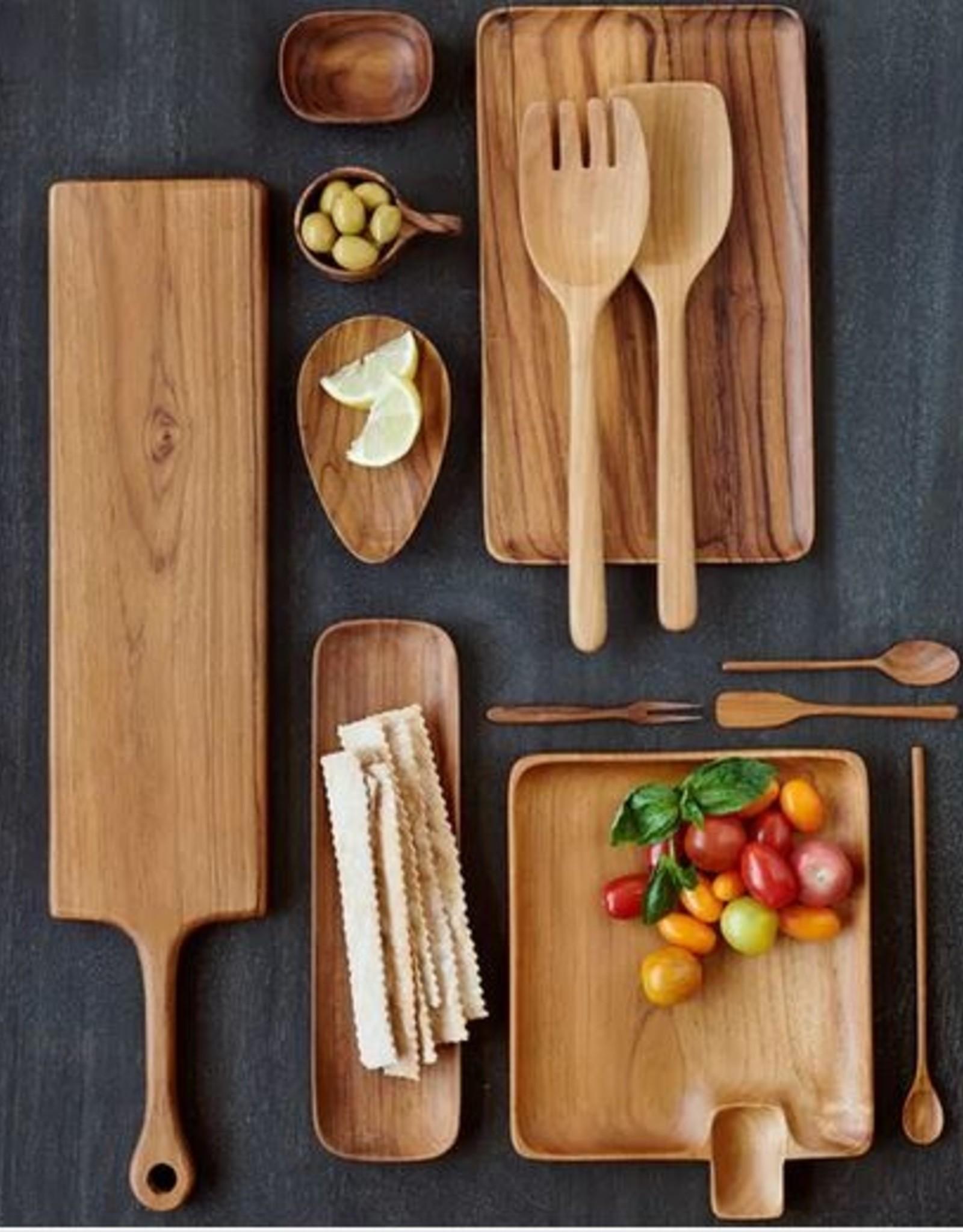 Design Ideas Chiku Platter with Hanlde