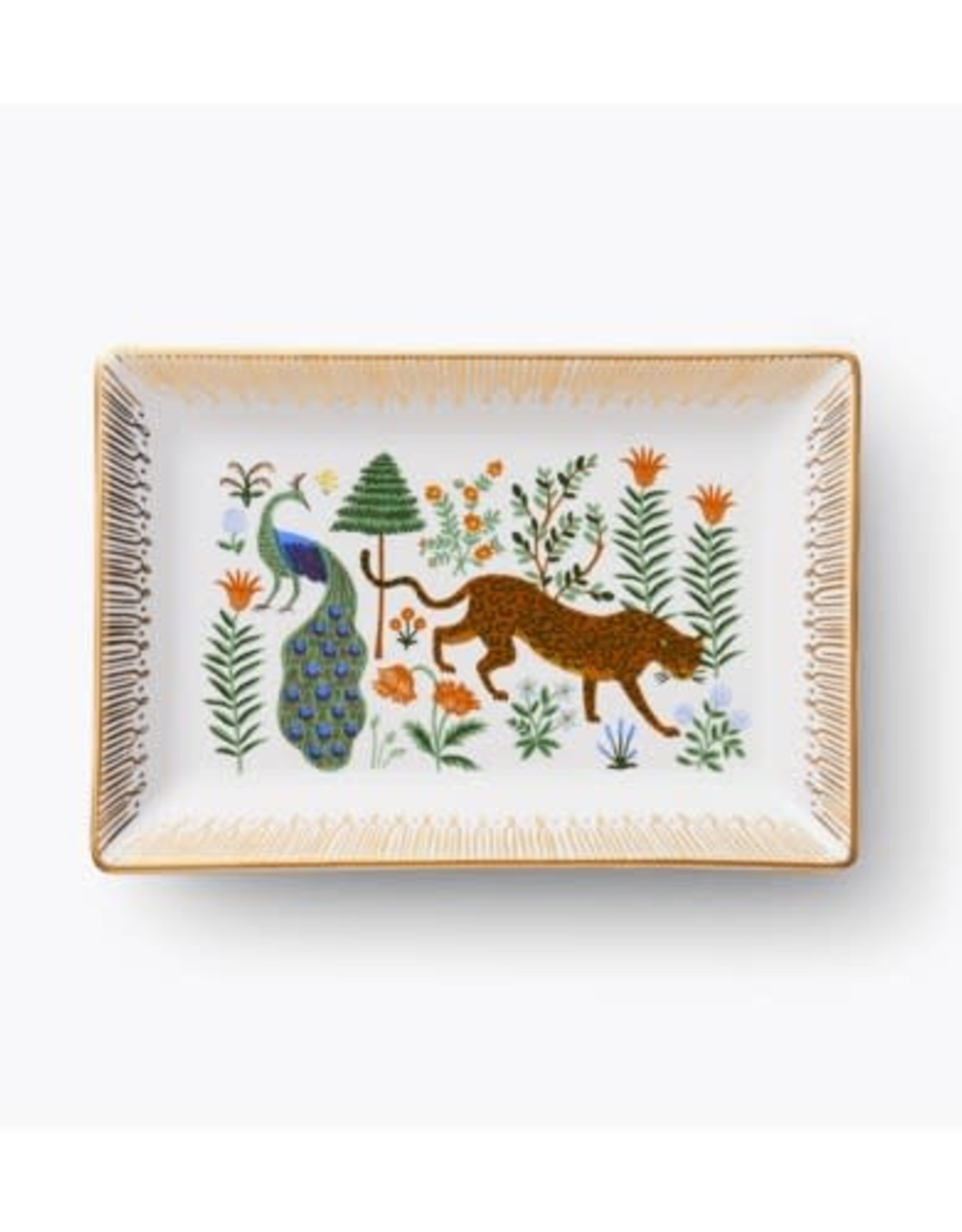Riffle Paper Co. Catchall Tray - Jungle