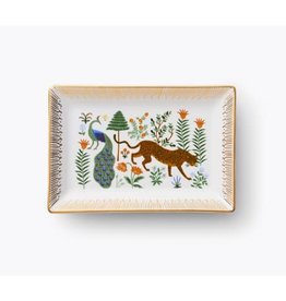 Riffle Paper Co. Catchall Tray - Jungle