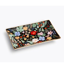 Riffle Paper Co. Catchall Tray - Strawberry Fields