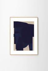 The Poster Club Blue by Berit Mogensen Lopez -30x40cm
