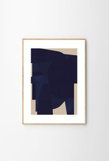 The Poster Club Blue par Berit Mogensen Lopez -30x40cm