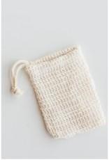 Woven Soap Bag - Exfoliating Scrubber