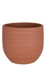 Aura Pot Terracotta