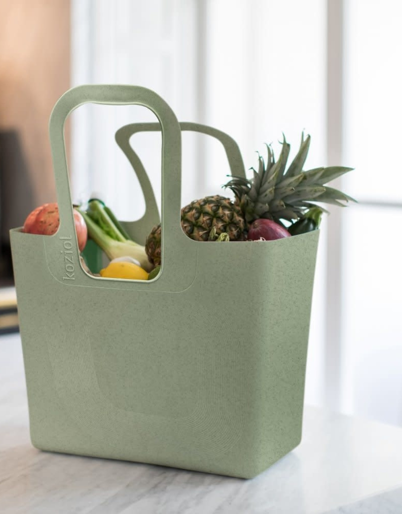 Koziol Bag - Organic Green