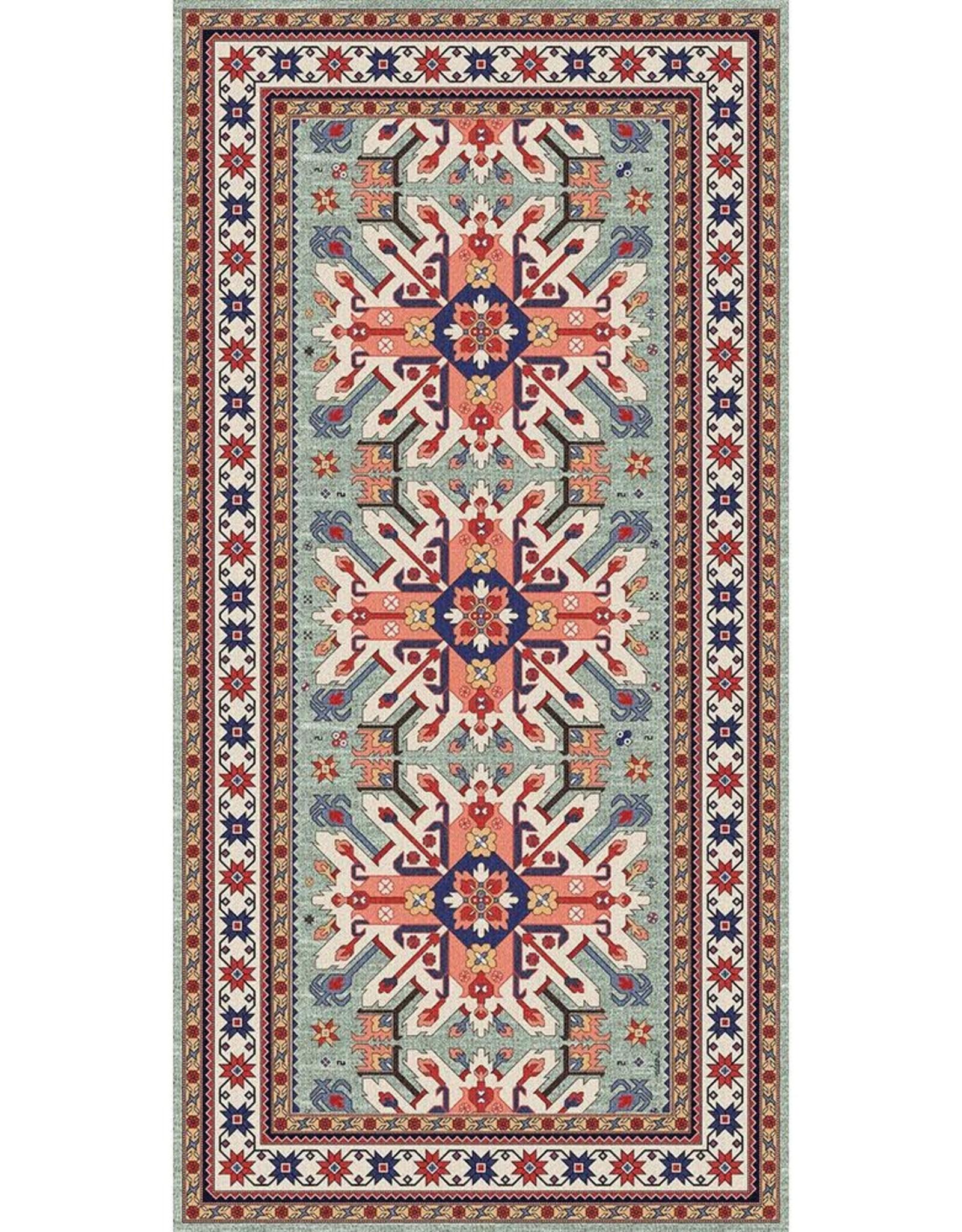 Adama Tapis en Vinyle - 80x200 cm (Choisir votre style)