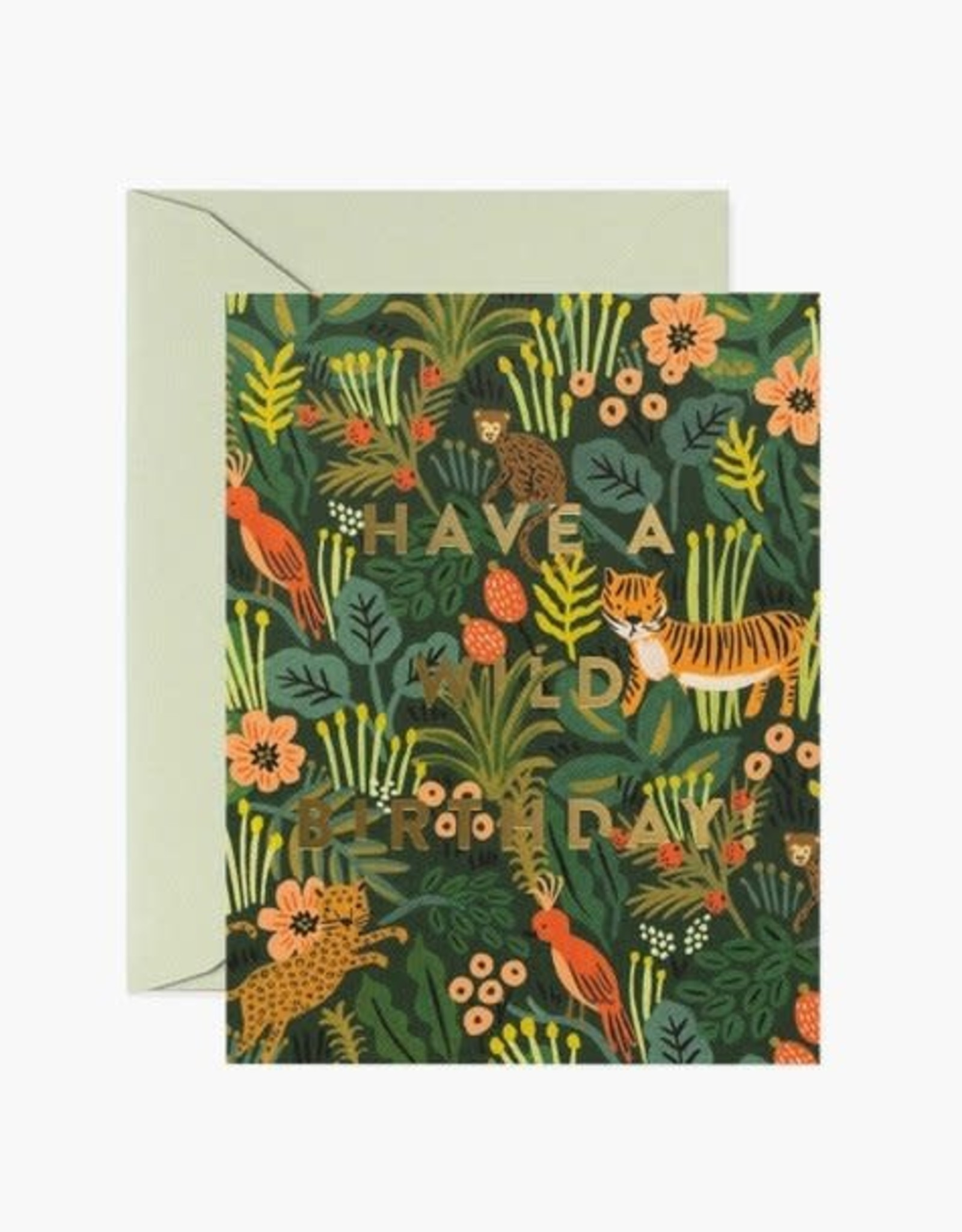 Rifle Paper Co. Have a Wild Birthday Card