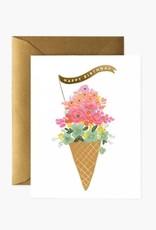 Rifle Paper Co. Ice Cream Bithday Card