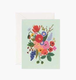 Rifle Paper Co. Carte de Souhaits - Fleurs Jardin