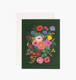 Rifle Paper Co. Carte de Souhaits - Bouquet de Fleurs